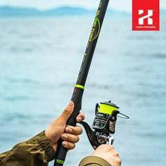 카즈미 스윙턴 450 원투 바다 낚시대 K20T3S015 / 파워 캐스팅 로드