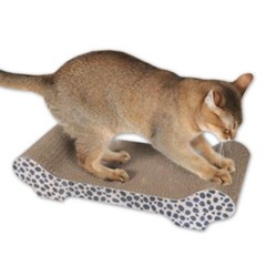 롱벤치 스크레쳐 고양이 스크래처 장난감