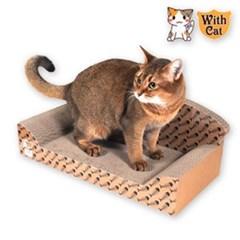 다우니쇼파 스크레쳐 고양이 스크래처 장난감