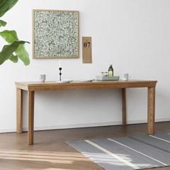 [라미스내츄럴] 6인용식탁/테이블_(1551511)