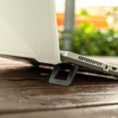 퍼니셜 US-ZJ054 노트북받침대 랩탑스탠드 스마트폰스탠드