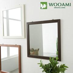 [우아미] 다노 정사각 800 벽걸이 거울_(1972389)