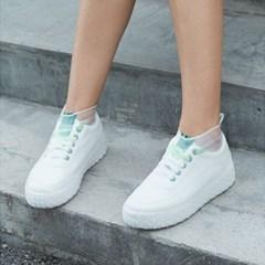 레인투데이 실리콘 신발방수커버 레인슈즈