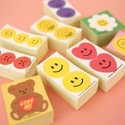 afrocat smile sticker (대용량)