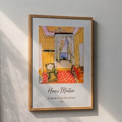 Matisse 10종 보리바쥬에 있는 나의방