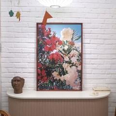 장우철 꽃 Flowers-Sicilia 2015 인테리어 포스터 액자