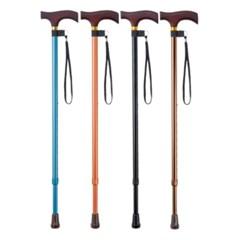 마키테크코리아 컬러빅핸드 조절식/접이식 지팡이