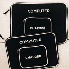 [백올] COMPUTER CASE LARGE_BK