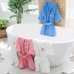 카카오프렌즈 아동목욕가운