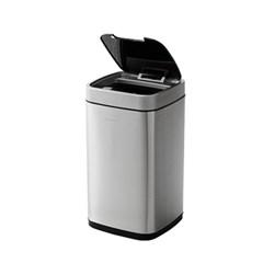 [한샘] 심플사각 자동 센서 스마트휴지통 12L - 기저귀쓰레기통