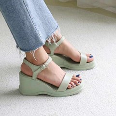kami et muse Platform wedge heel sandals_KM20s287