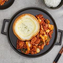 빠네 치즈 퐁듀 닭갈비 밀키트 (2인)