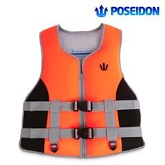 포세이돈 수영보조용 조끼 50kg-65kg_(1398428)