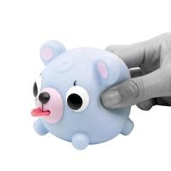 자버볼 곰 블루