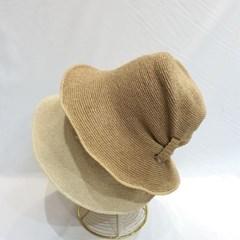 패션 데일리 니트 챙넓은 깊은 버킷햇 벙거지 모자