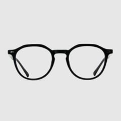 CIRRUS black 안경 남자 뿔테 여자 오버사이즈 알큰_(2246644)