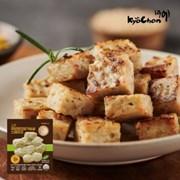 [교촌] 닭가슴살 곡물 큐브 스테이크(현미) 100g 1+1