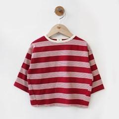 [마미버드] 세련된티셔츠 (레드)_(180479)