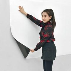 칠판 리모델링 잘지워지는 화이트보드 시트지 123x500_(1229281)