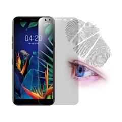 LG X4 2019 기스복원 지문방지 풀커버 액정보호필름 전