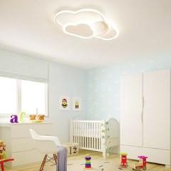 boaz 구름삼총사 방등(LED) 키즈 카페 인테리어 조명