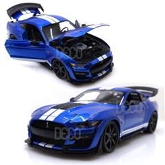1:18 머스탱 쉘비 GT500 미니카 다이캐스트
