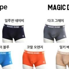 [12종 단품]남성 Y존완벽분리 기능성 드로즈 팬티 매직덩크