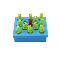 맥킨더 보드게임 스마트 개구리 퍼즐_(290347)