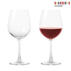 한샘 모던 보르도 와인잔 2P세트