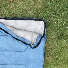 지오프리 1+1 블루워싱 침낭 2 GF420001S
