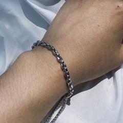 남자 팔찌 써지컬 스틸 pine no.1 bracelet_(1199356)