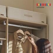 [한샘] 샘베딩 드레스룸 틈새수납정리함 W 600 - 리빙박스 보관함