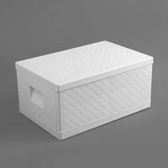 솔루션 접이식 리빙박스(45x30cm)/ 폴딩박스