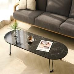 LPM 보드형 접이식 거실 다용도 티 테이블 대형 밥상 1200