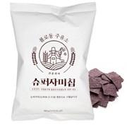 [불로동주유소] 기능성 쌀을 열풍으로 구운 라이스칩 세트