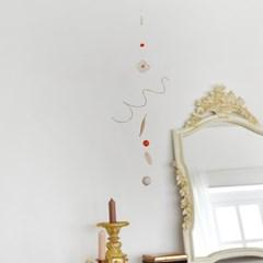 바람꽃 모빌 (2color)
