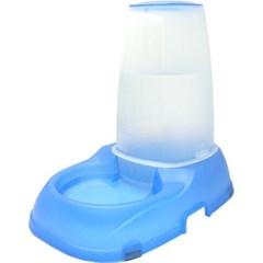자율급수기 블루 애견용품 강아지 밥그릇 물그릇 식기