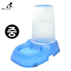 엠펫 자율급수기 (중) (053) (블루)