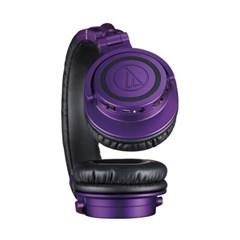 공식수입원 ATH-M50xBT PB 리미티드 에디션 무선 모니터링 헤드폰
