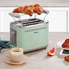 위즈웰 팝업 프라임 토스터기 토스트 데우기 해동 TA8700