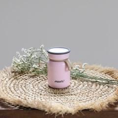 [MOSH] 모슈 보온보냉 라떼 미니 텀블러 120 핑크