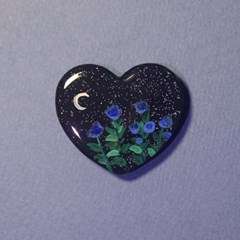 그려낸 달맞이꽃 그립톡 스마트톡