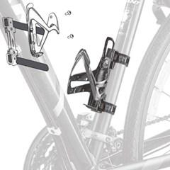 아이베라 스트랩 고정 퀵보드 자전거 물통 케이지 홀더 대만산
