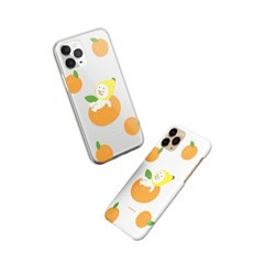 시트러스 바나미 하드/ 젤리 2종 휴대폰 케이스