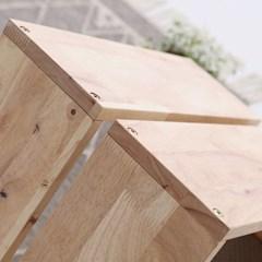 마켓비 BENKU 원목펫하우스 고무나무_(104451802)