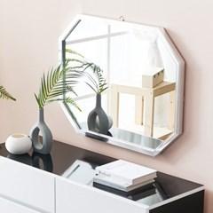 채우리 프레시티지 인테리어 화장대 직팔각 거울 (대)