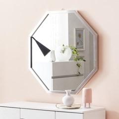 채우리 프레시티지 인테리어 화장대 정팔각 거울 (대)