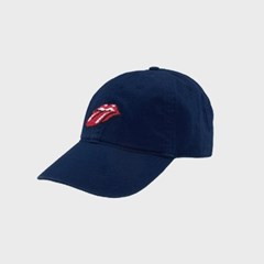 [Smathers&Branson]Adult`s Hats Rolling Stones on Navy