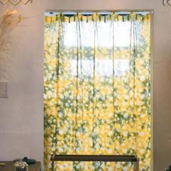 [Sarong] Dahlia - Lemon Tree