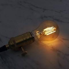 LED 에디슨전구 COB EP A60 3W_(1921841)